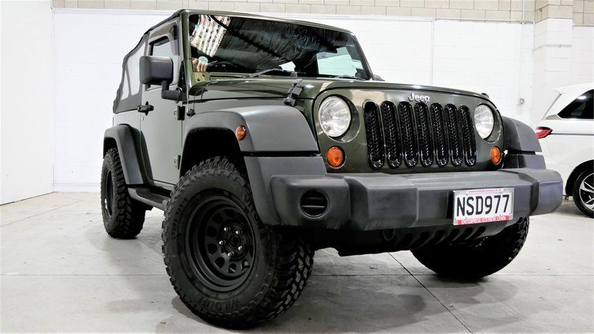 2009 Jeep Wrangler Enterprise New Lynn image 1