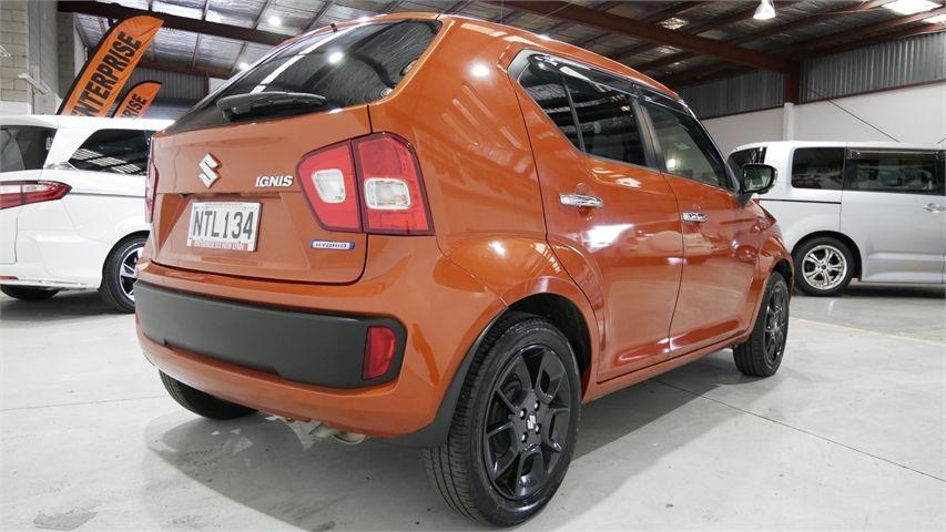 2016 Suzuki Ignis Enterprise New Lynn image 9