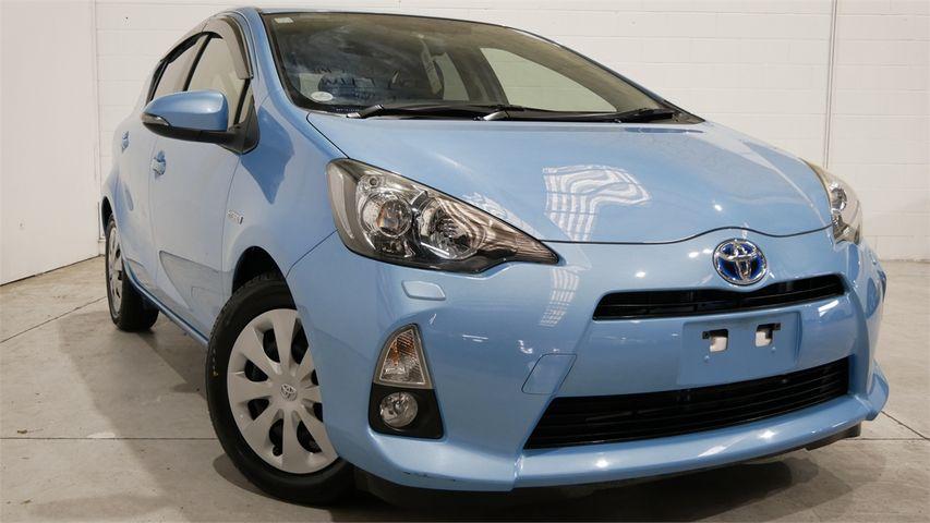 2012 Toyota Aqua Enterprise New Lynn image 1