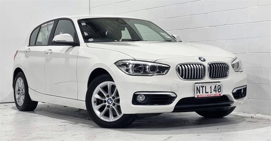 2016 BMW 118d Enterprise New Lynn image 1