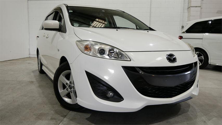 2013 Mazda Premacy Enterprise New Lynn image 1