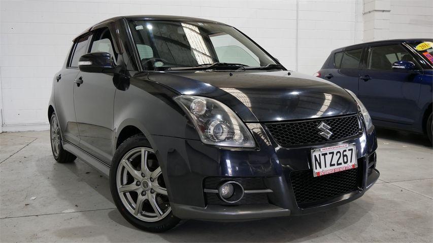 2008 Suzuki Swift Enterprise New Lynn image 1