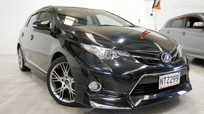 2013 Toyota Auris Enterprise New Lynn image 1