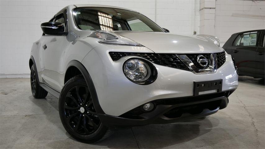 2014 Nissan Juke Enterprise New Lynn image 1