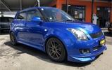 2010 Suzuki Swift XG Aero