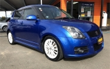 2009 Suzuki Swift Sports Limited