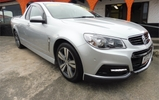 2014 Holden Commodore VF SV6 UTE AT