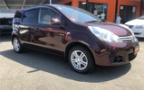 2010 Nissan Note 15M