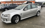2008 Holden Commodore SV6 SEDAN AUTO