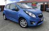 2015 Holden Barina Spark CD 1.2P/4AT/HA/4DR/5