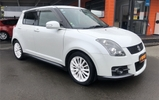 2008 Suzuki Swift SPORT