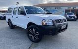 2012 Nissan Navara DX 2WD D/C 2.5D