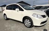 2007 Nissan Tiida 15M HATCH