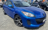 2012 Mazda 3 HATCH GLX 2.0 6MT