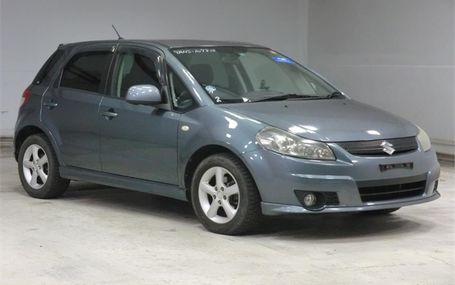 2007 Suzuki SX-4