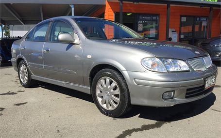 2001 Nissan Bluebird