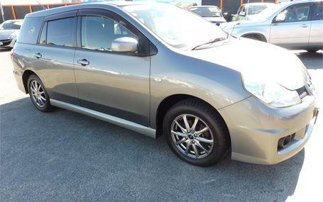 2009 Nissan Wingroad