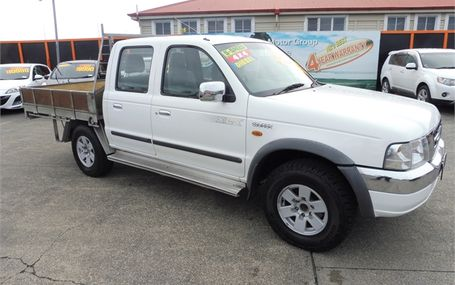 2003 Ford Courier