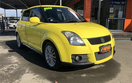 2005 Suzuki Swift
