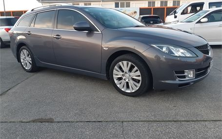 2010 Mazda 6 WAGON GSX 2.5 5AT Test Drive Form
