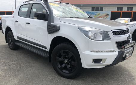2016 Holden Colorado Z71 DC PU 2.8D/4WD/6 Test Drive Form