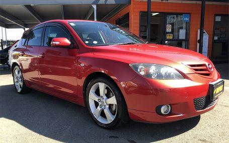 2005 Mazda Axela  Test Drive Form