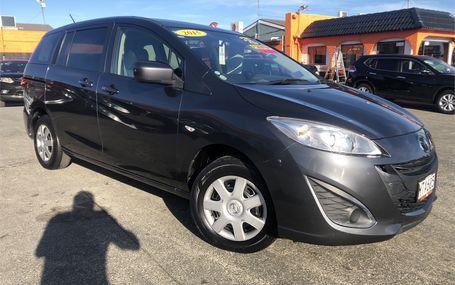 2015 Mazda Premacy