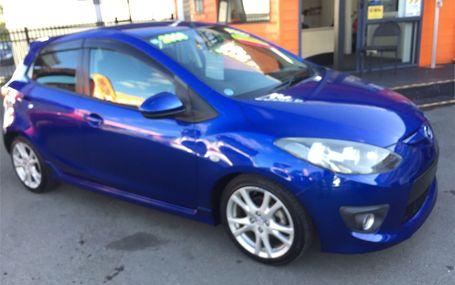2008 Mazda Demio  Test Drive Form