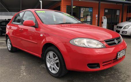 2008 Holden Viva