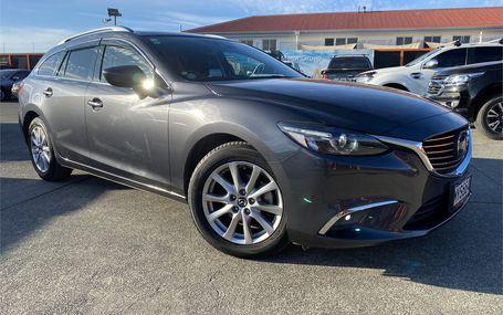 2015 Mazda Atenza