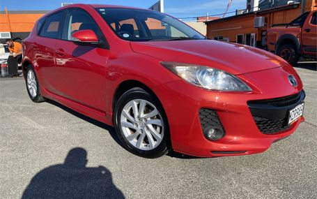2012 Mazda Axela