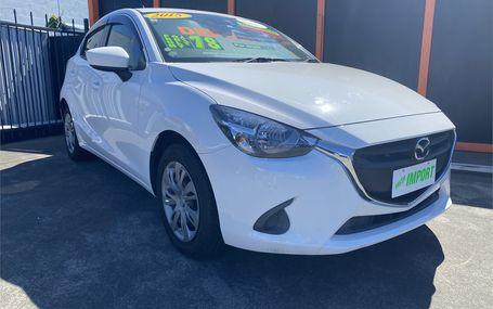 2015 Mazda Demio  Test Drive Form