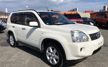 2007 Nissan X-Trail  Test Drive Form