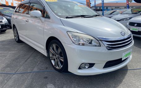 2010 Toyota Mark X Zio
