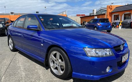 2006 Holden Commodore S V6 AUTO Test Drive Form