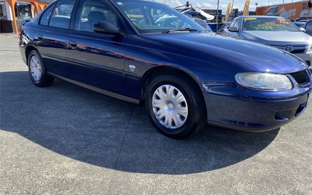 2000 Holden Commodore VX 3.8 EXEC SEDAN AUTO Test Drive Form