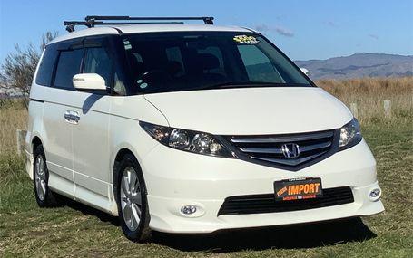 2007 Honda Elysion