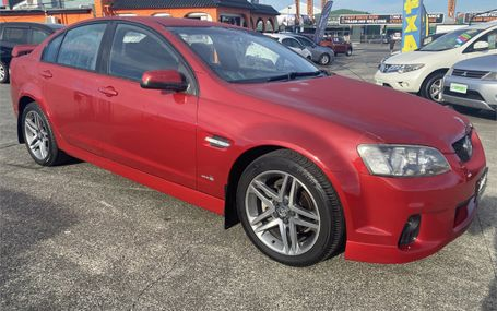 2011 Holden Commodore SV6 SEDAN AT Test Drive Form