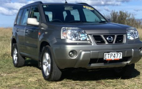 2003 Nissan X-Trail 2.5 5DR WAGON 4A P Test Drive Form