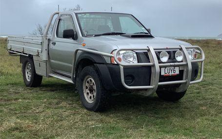 2009 Nissan Navara