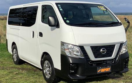 2019 Nissan NV350 Enterprise Gisborne Outlet