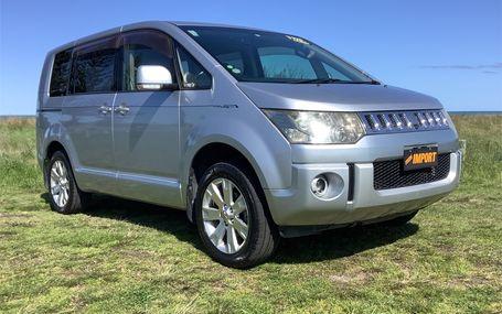 2007 Mitsubishi Delica  Test Drive Form