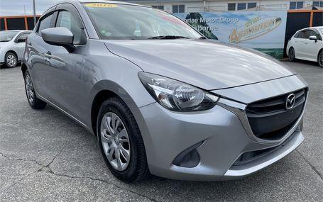 2016 Mazda Demio  Test Drive Form