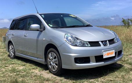 2016 Nissan Wingroad Enterprise Gisborne Outlet