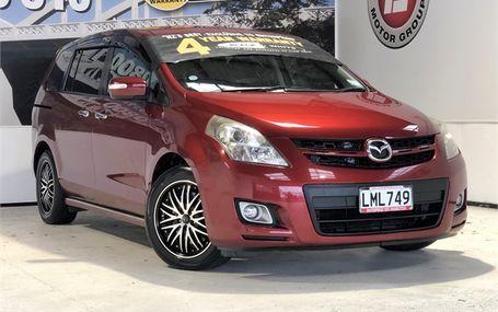 2007 Mazda MPV INTERCOOLED TURBO Test Drive Form