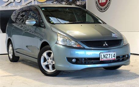 2009 Mitsubishi Grandis