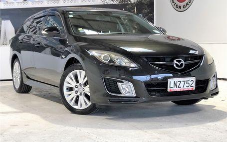 2008 Mazda Atenza 25S SPORTS WAGON Test Drive Form
