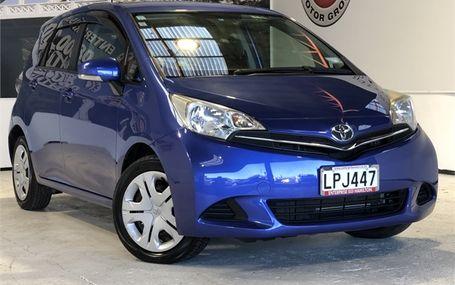 2011 Toyota Ractis