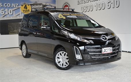 2010 Mazda Biante I-STOP S - EDITION Test Drive Form