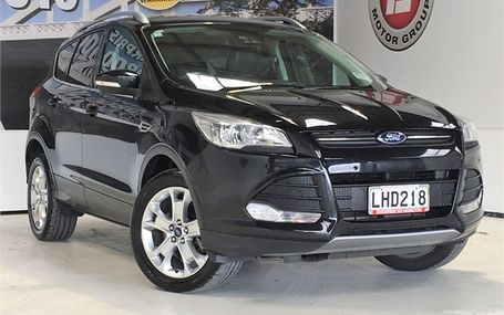 2014 Ford KUGA AWD 1.6P ECOBOOST Test Drive Form